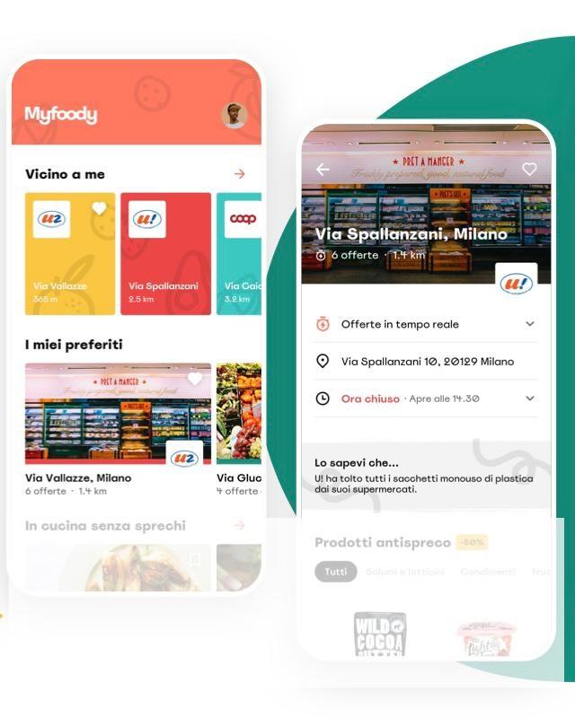 MyFoody: l'app che trova le offerte anti-spreco