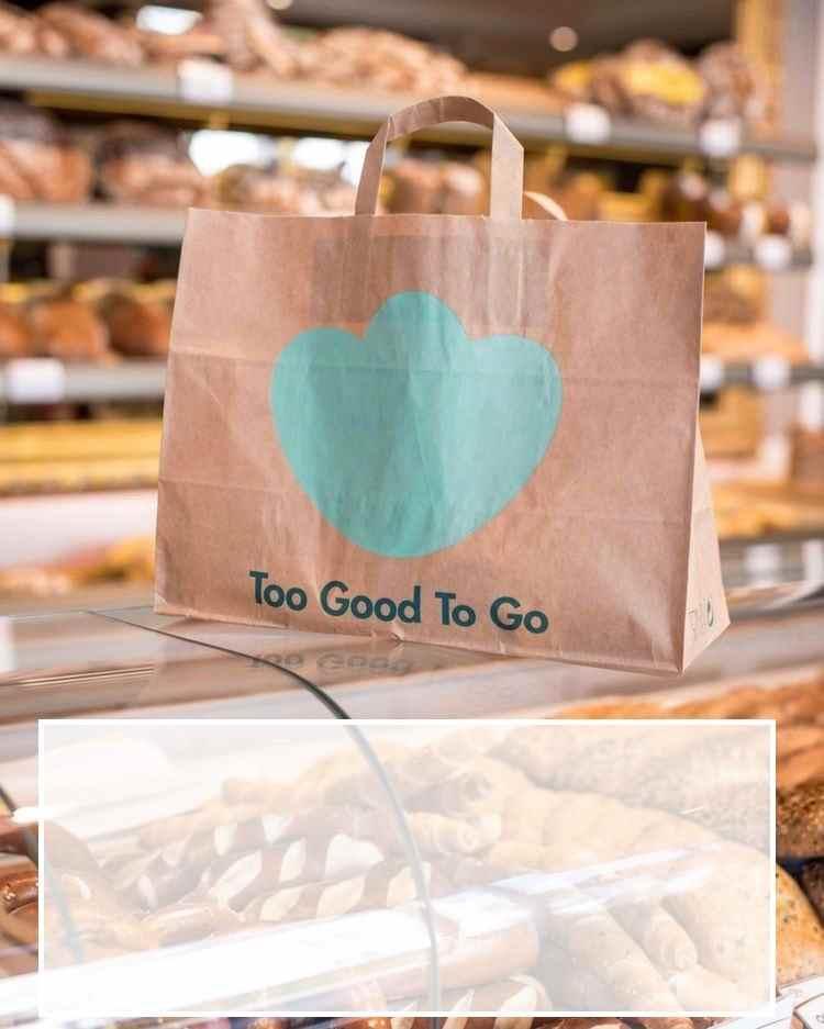 Too good to go: l'app contro gli sprechi.